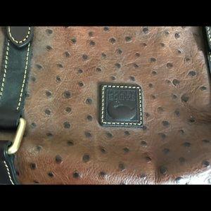 Dooney & Bourke Bags - Dooney and Bourke ostrich purse